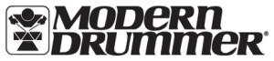 MODERN DRUMMER LOGO FOR DRUMSTRONG